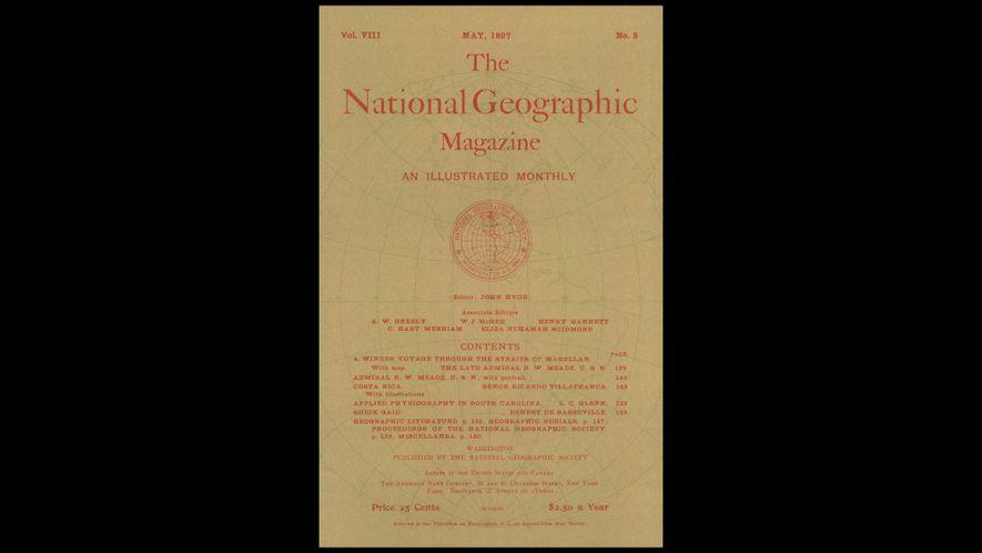 130 años de National Geographic reflejados en nuestras portadas