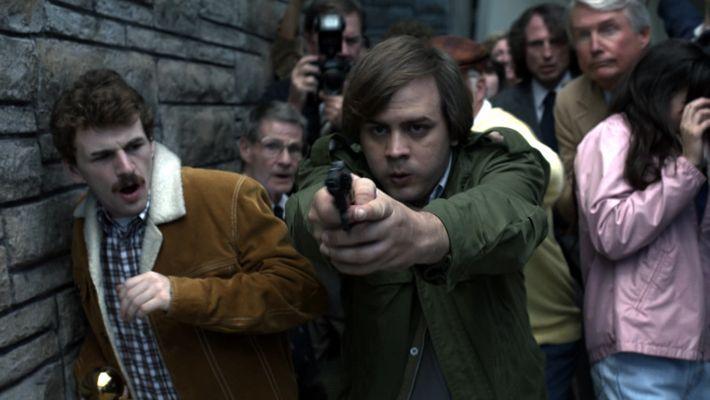 Shooting the President