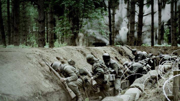Sigfrido, la linea de defensa nazi