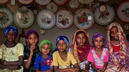 Más de una década documentando un matrimonio con menores que aún perdura