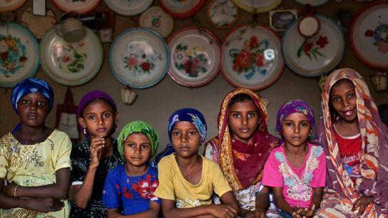 Novias de Yemen