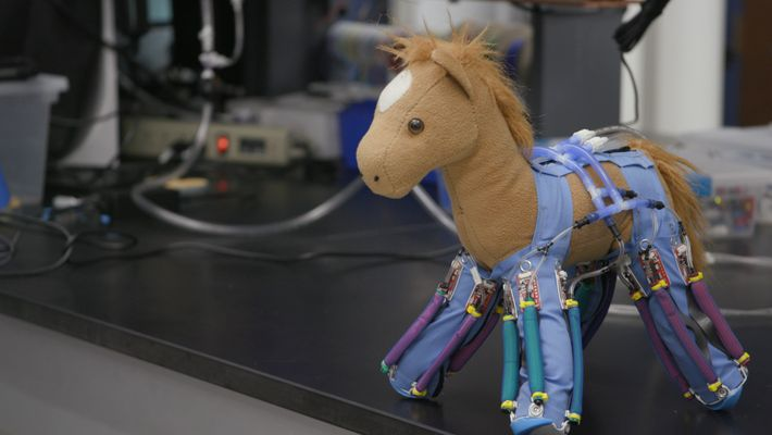 """Los objetos cotidianos pueden convertirse en robots con esta """"piel robótica"""""""