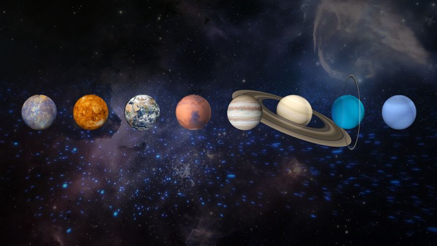 Sistema solar 101