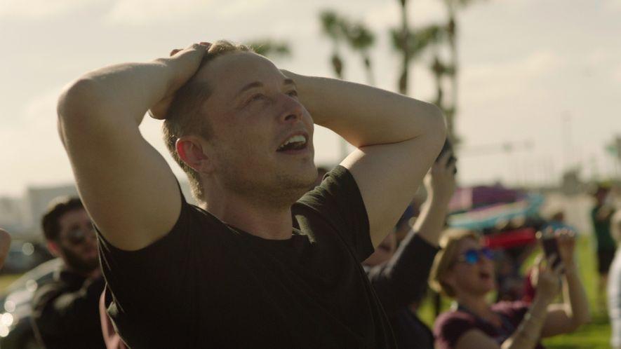 Detrás de las cámaras: así vivió Elon Musk el lanzamiento del Falcon Heavy