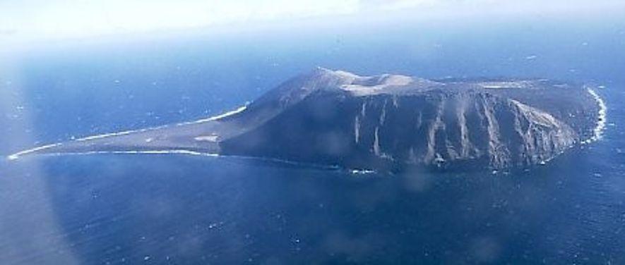 Esta isla virgen de apenas 50 años de vida muestra cómo se forman los ecosistemas