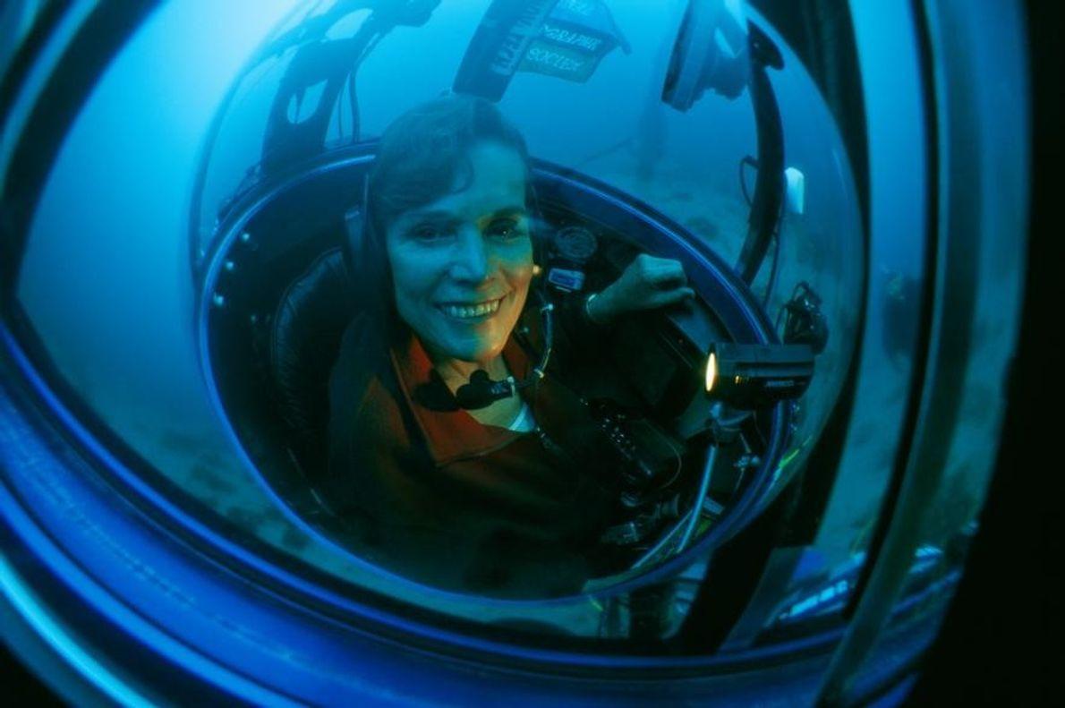 La oceanógrafa Sylvia Earle, Premio Princesa de Asturias de la Concordia 2018