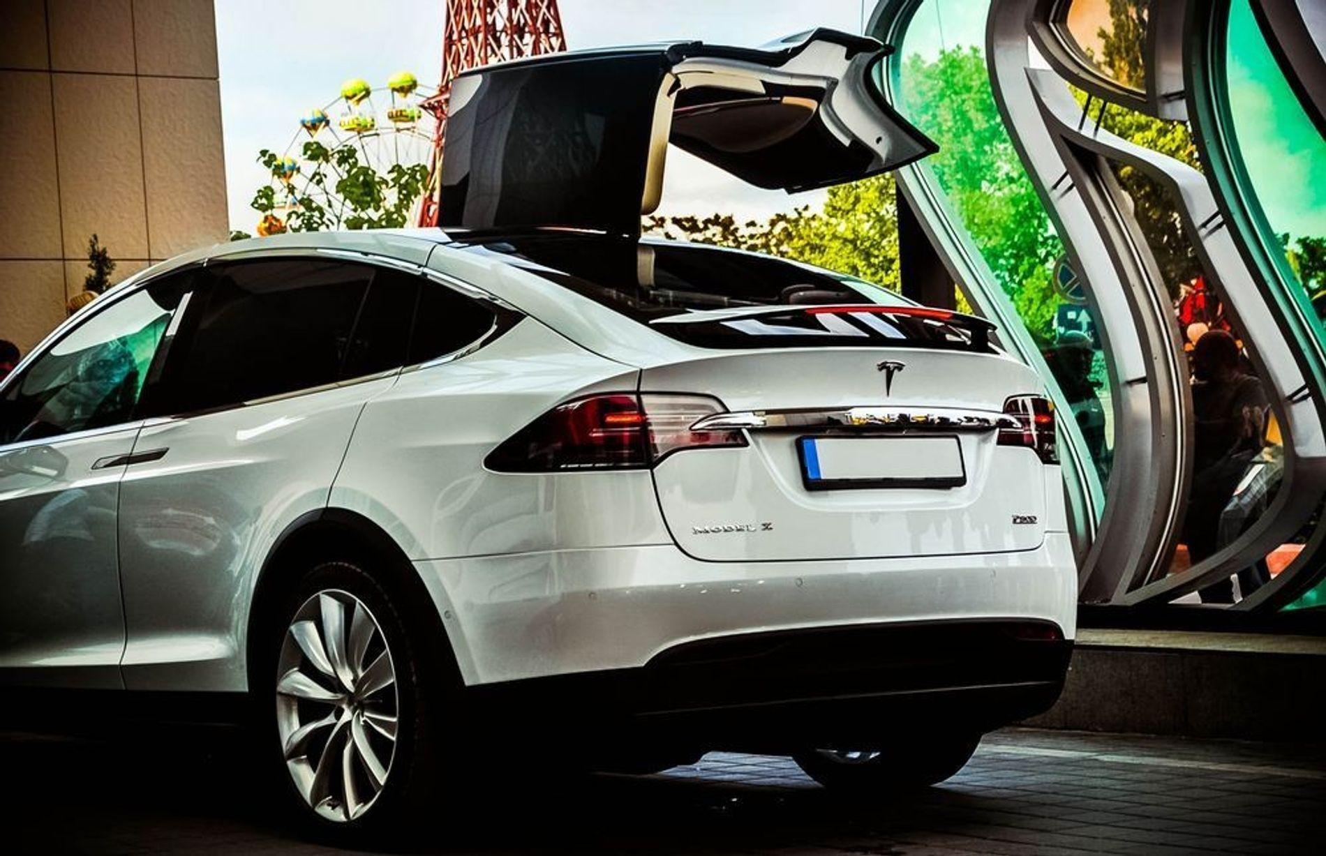 Modelo X de Tesla