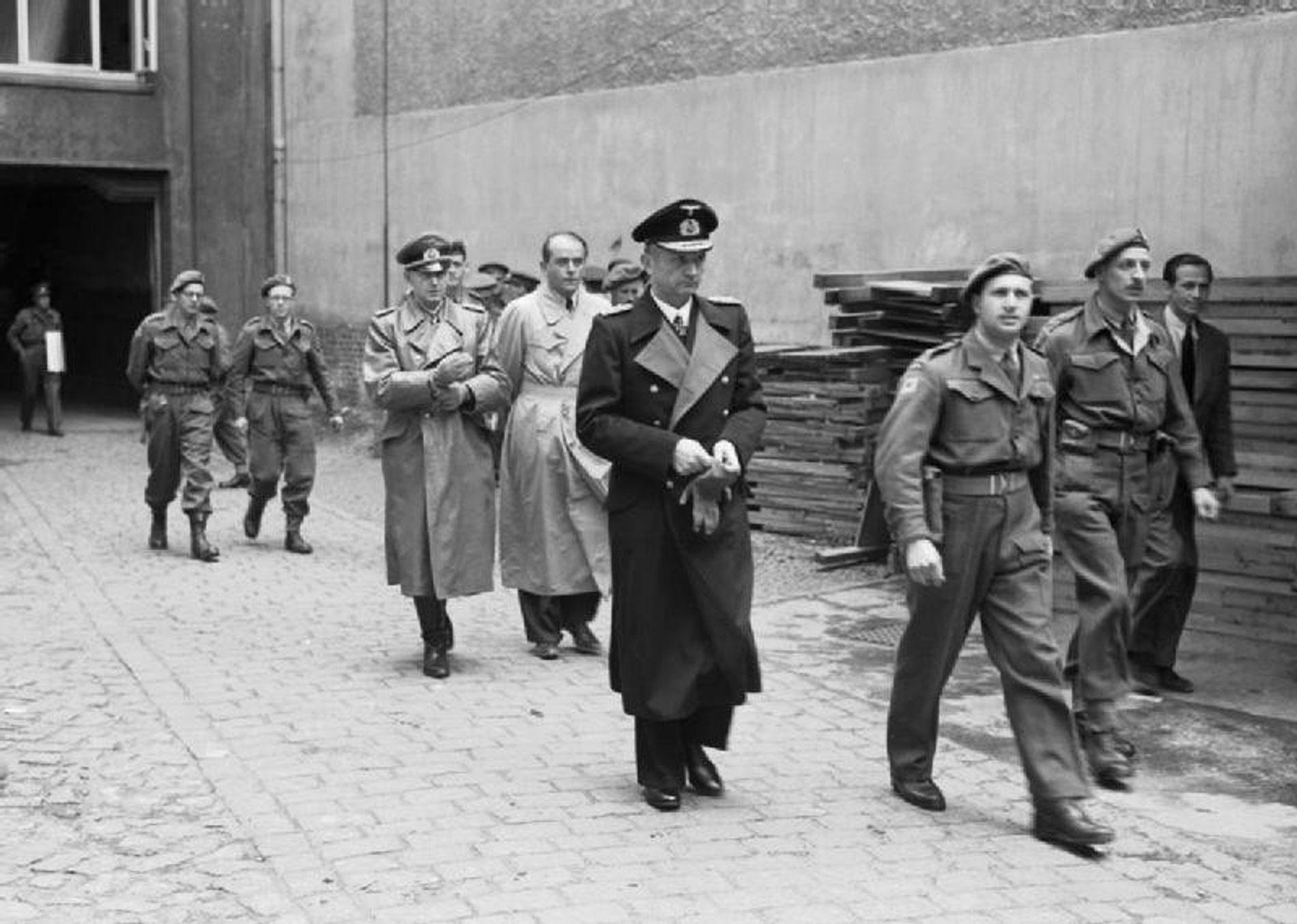 Fin segunda guerra mundial