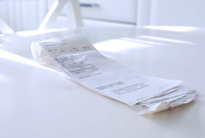 Ticket bisfenol A
