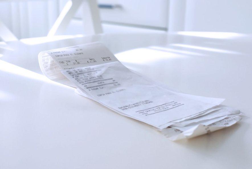 ¿Por qué aún no están prohibidos los dañinos tickets de la compra?