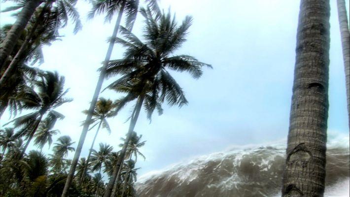 Tsunami en el Indico