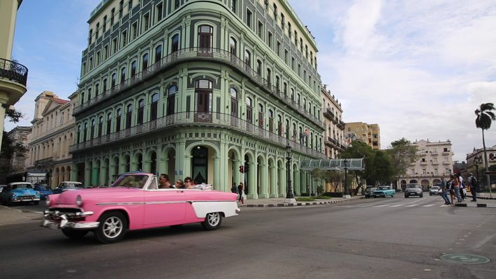 Explora la historia de La Habana Vieja