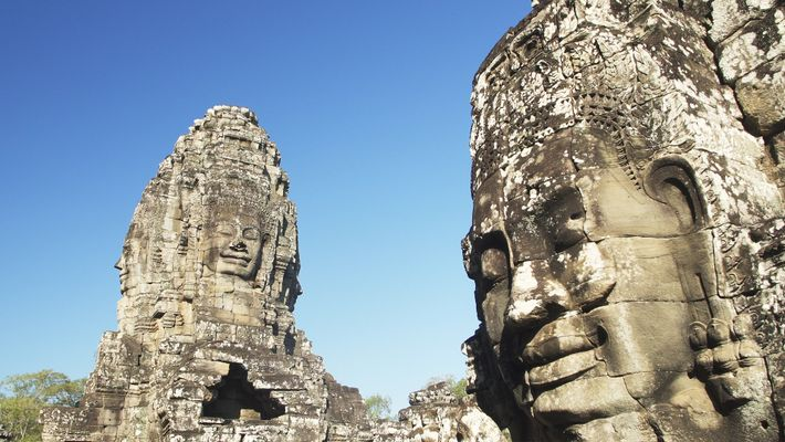 Angkor: una ciudad de templos maravillosos en plena selva camboyana