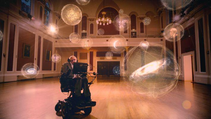 Stephen Hawking: Todos nos hacemos preguntas