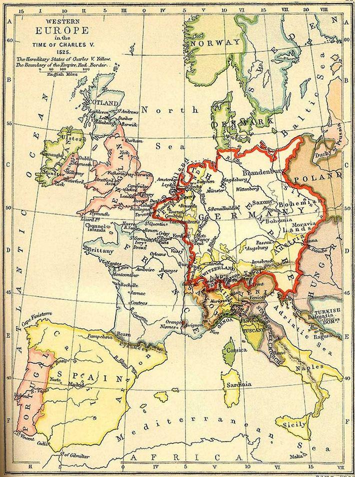 Europa Carlos I