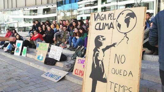 'Youth for Climate'  llega a España para quedarse