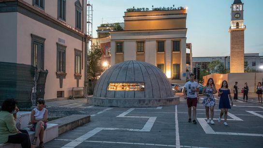Bunk'Art 2, un museo de historia y arte