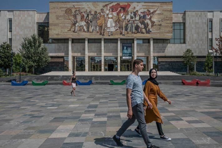 Museo Nacional de Albania