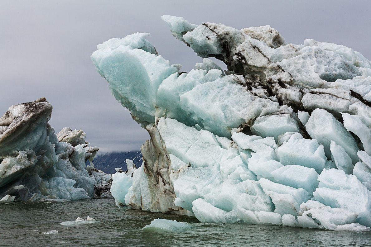 Iceberg verde
