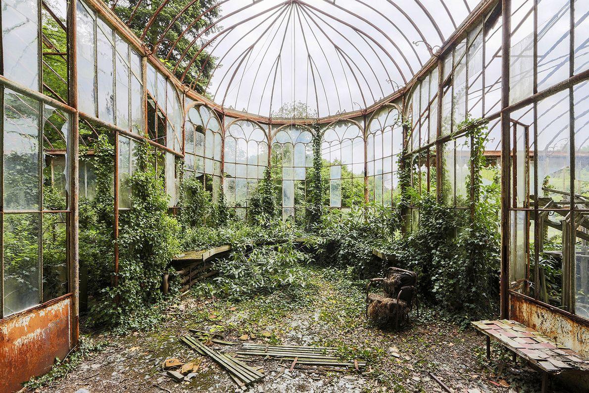 Lugares abandonados reclamados por la naturaleza | National Geographic