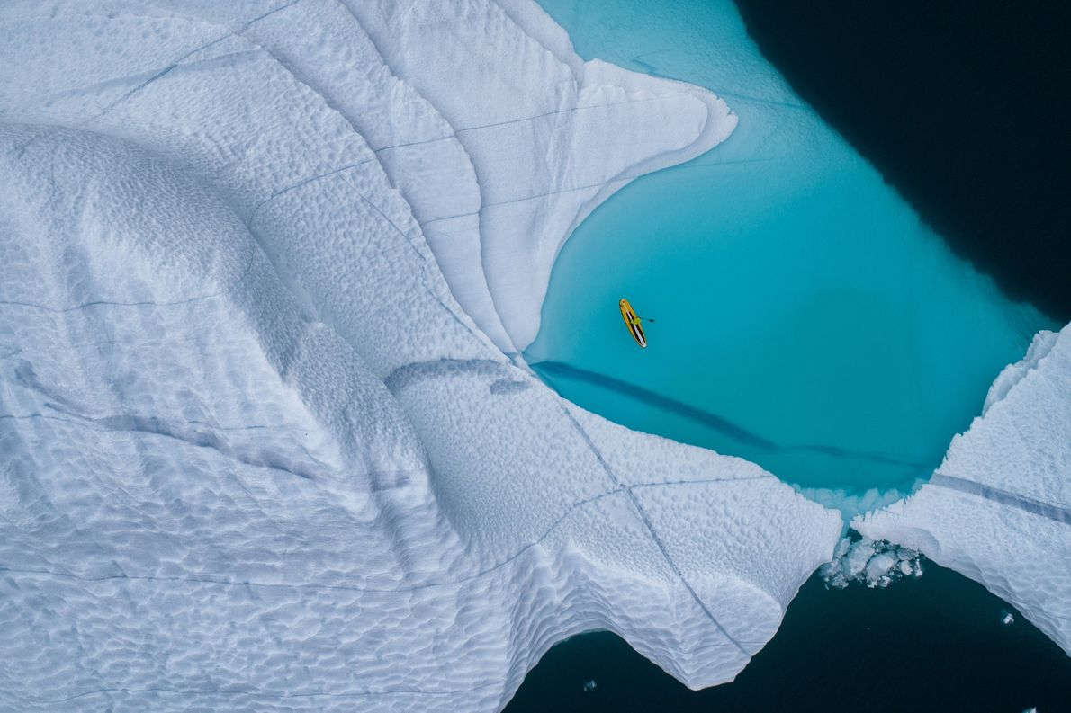 Mar de Groenlandia