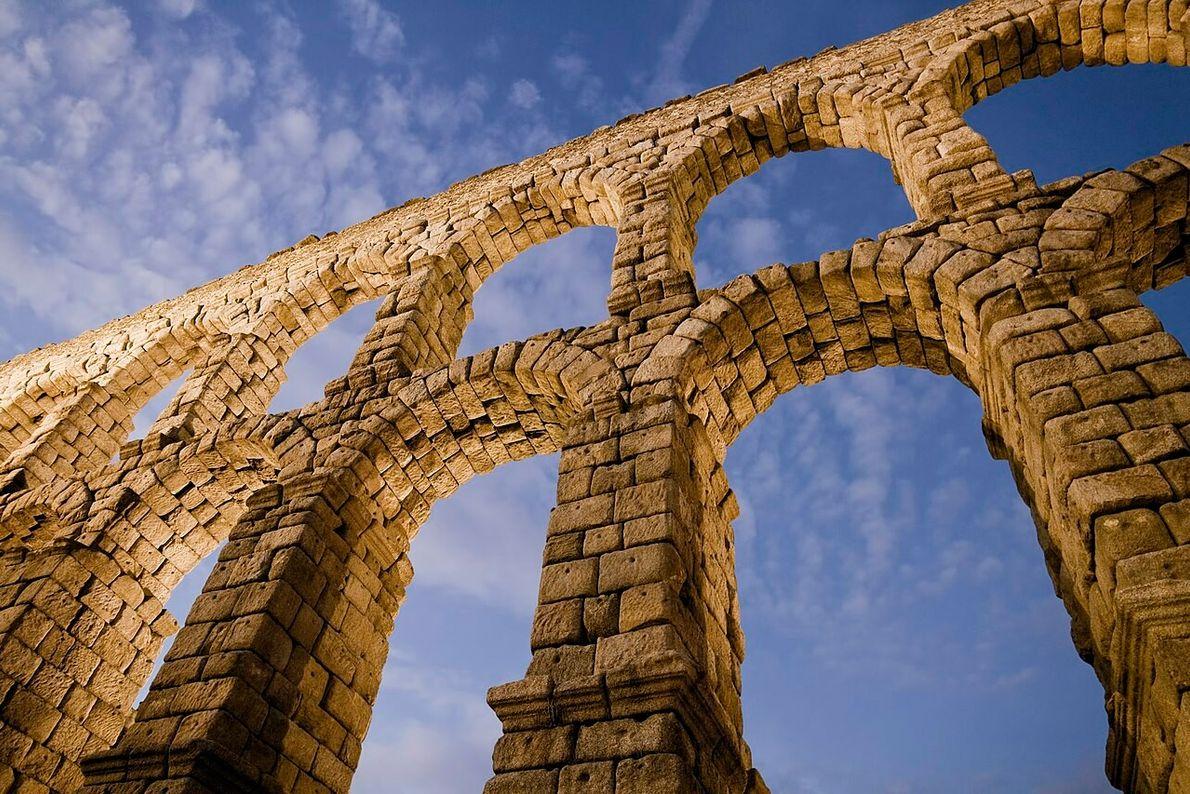 Lugares Patrimonio Humanidad España 08 Acueducto de Segovia