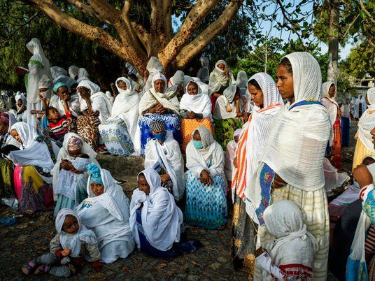 Etiopía sufre una grave crisis humanitaria: «Nunca había visto el infierno, hasta ahora»