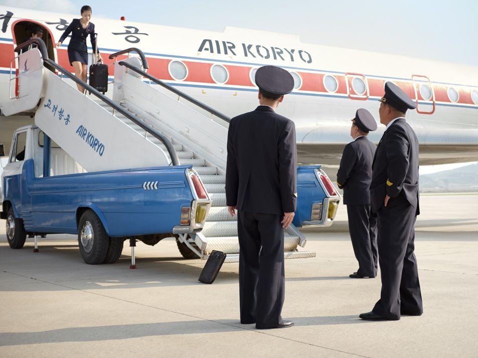 Un recorrido fotográfico por los aviones soviéticos de Corea del Norte