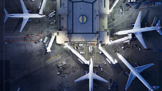 Aeropuerto de LA
