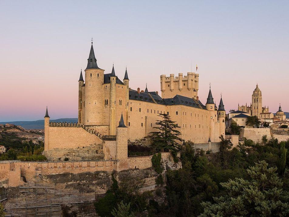 Cinco tesoros icónicos de la arquitectura histórica de España