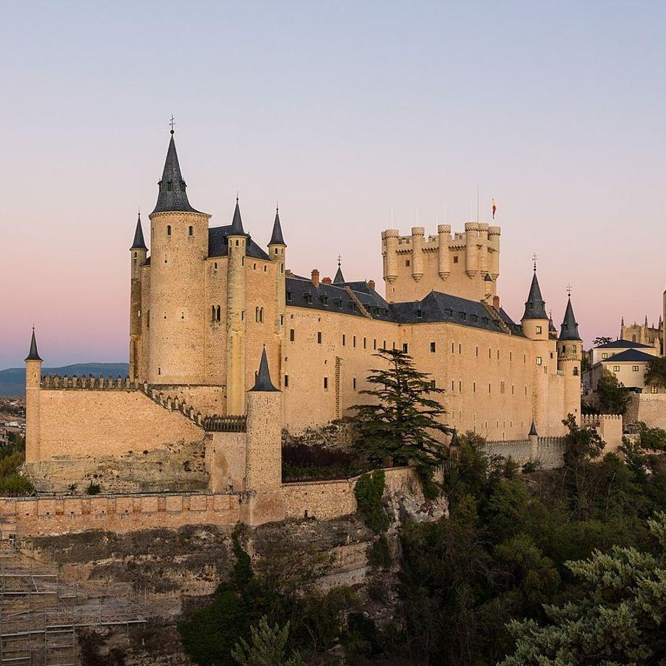 tesoros icónicos de la arquitectura histórica de España
