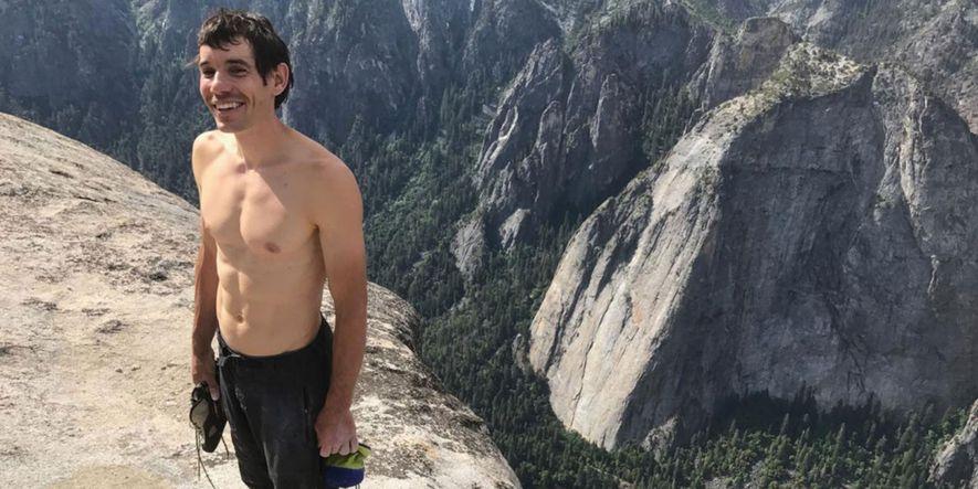 Exclusiva: Alex Honnold logra el hito más peligroso de escalada en solo integral (sin cuerda)