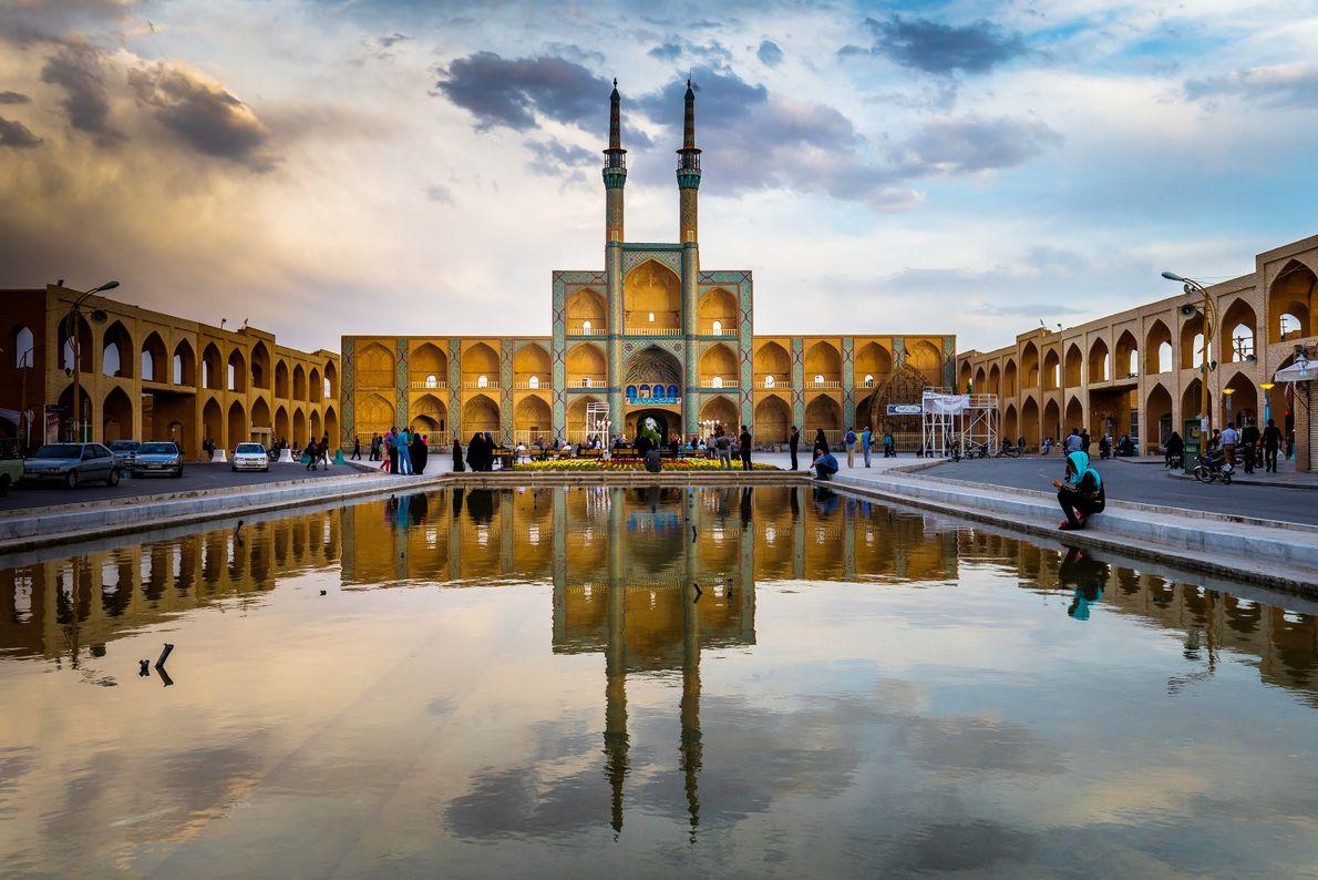 Ciudad histórica de Yazd