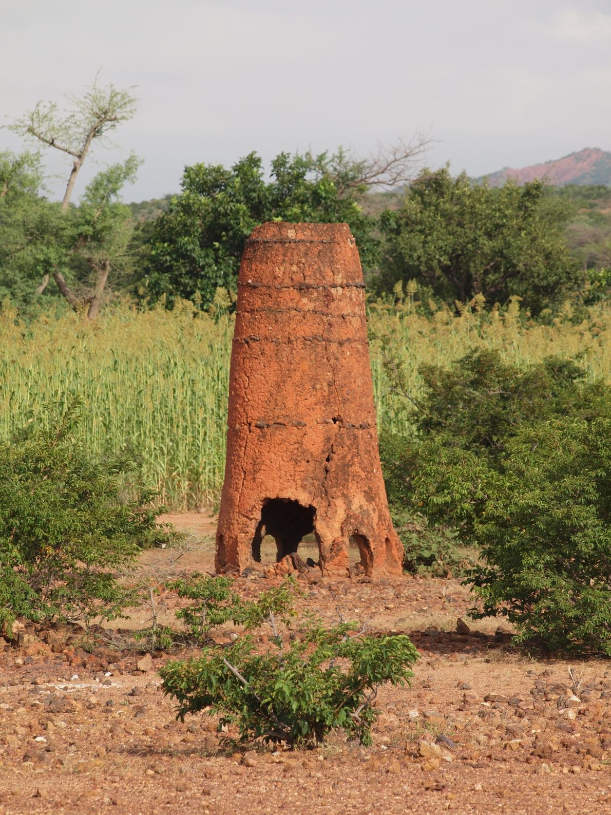 Sitios de la antigua metalurgia del hierro de Burkina Faso