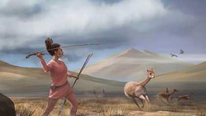 El hallazgo de una cazadora prehistórica cuestiona las suposiciones sobre los roles de género