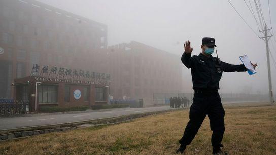 Instituto de Virología de Wuhan