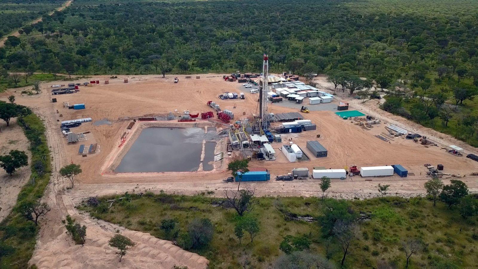 Primer pozo de prueba de ReconAfrica en Namibia