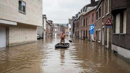 Los expertos temen que las inundaciones mortales de Alemania sean una muestra del futuro