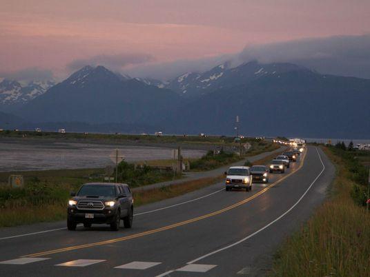 Alaska se ve sacudida por el terremoto más intenso de Estados Unidos en más de 50 ...