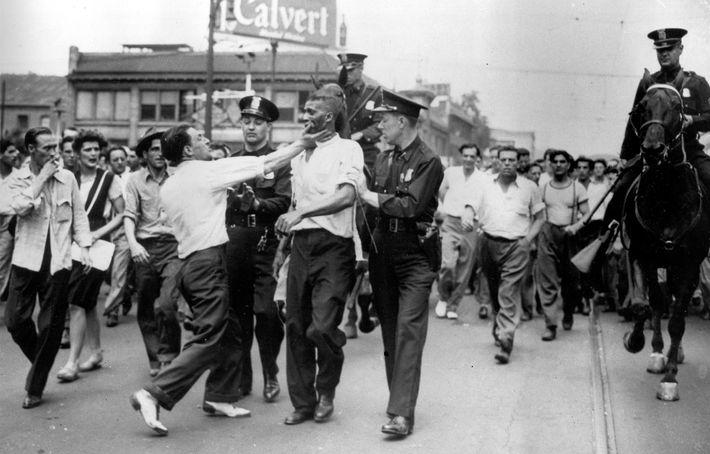 Disturbios raciales de Detroit