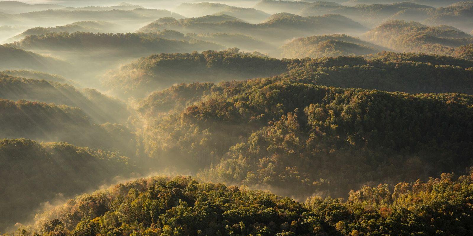 Las montañas de la Tierra podrían haber dejado de crecer durante mil millones de años