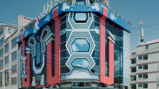 Fotografías de la arquitectura de Freddy Mamani