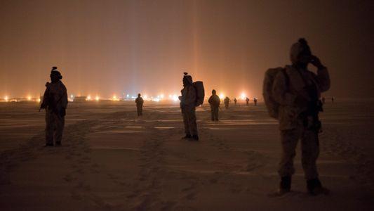 Escenas de la nueva Guerra Fría que tiene lugar en el Ártico
