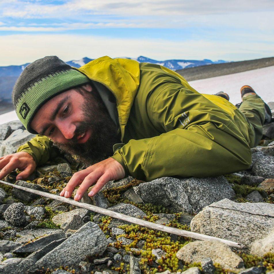 El deshielo deja al descubierto 6000 años de flechas en Noruega