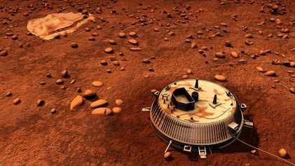 Querida Huygens: cuando aterrizaste en una luna extraterrestre, me cambiaste la vida