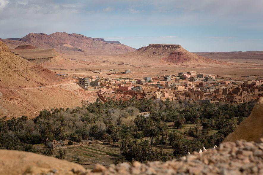 Altas, Marruecos