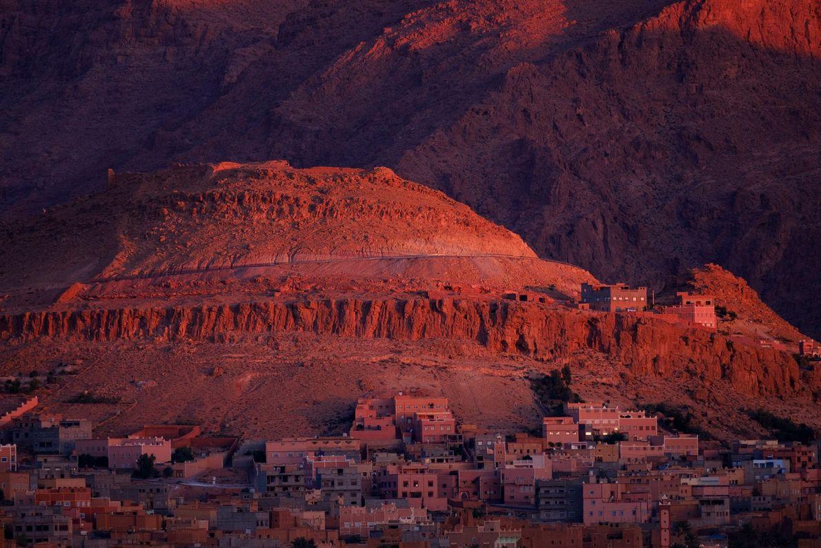 Tinerhir, Marruecos