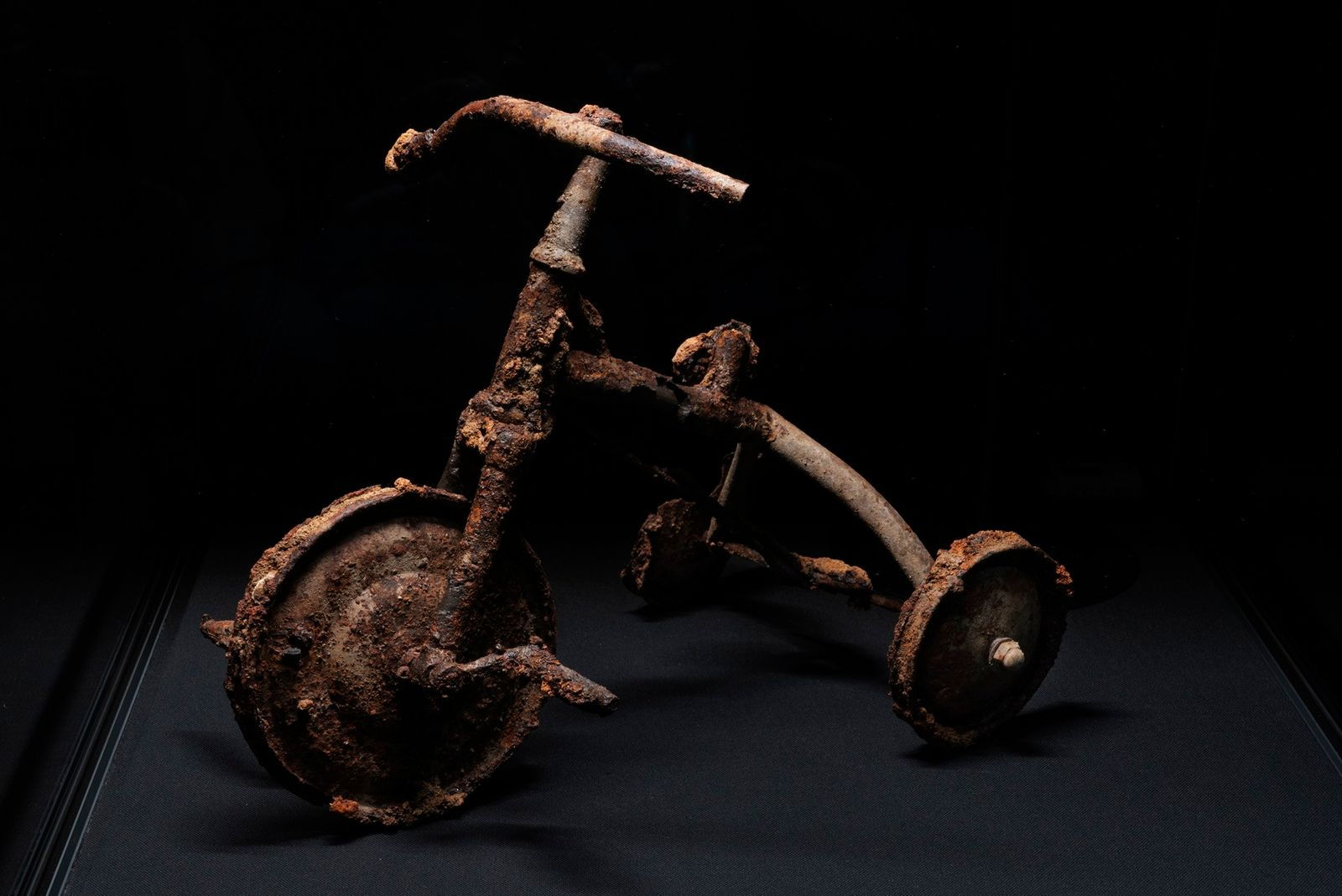 Triciclo de Nobuo Tetsutani