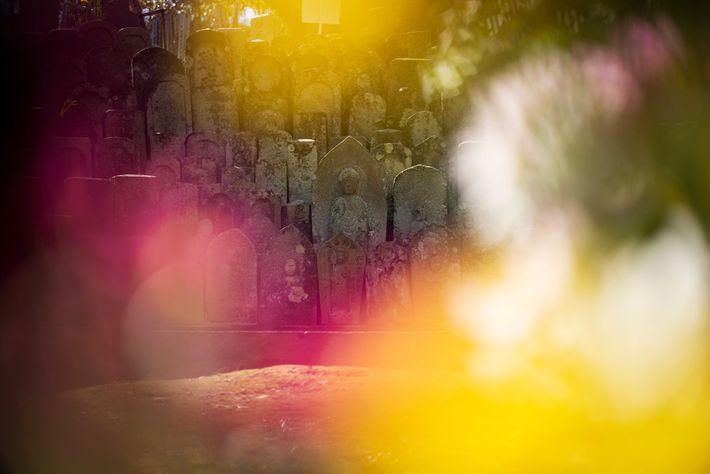 Cementerio, Templo Mitaki