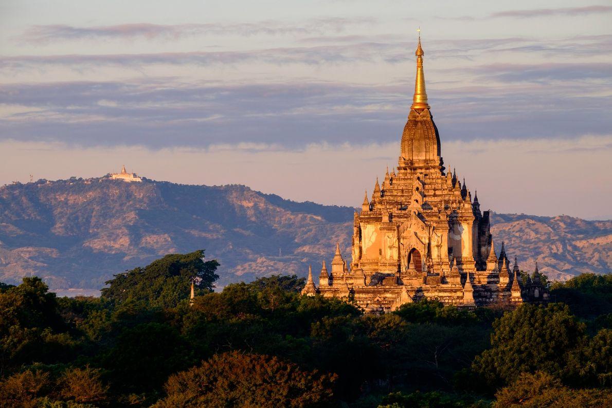 Bagan, Birmania